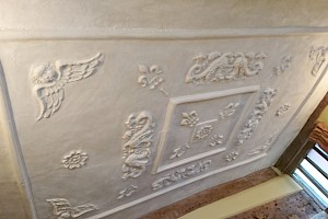 Intricate Lime Plastering Essex