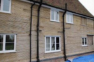 Lath and Plaster work in Suffolk