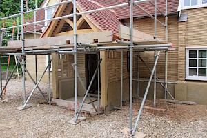 Listed Building Contractors in Essex